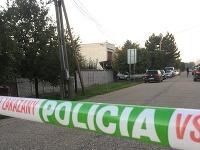 Policajný zásah v Kolárove