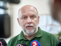 Riaditeľ Správy Národného parku Nízke Tatry Ľuboš Čillag