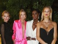Charitatívneho podujatia sa zúčastnili viaceré modelky. Medzi nimi aj Michaela Kocianová.