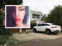 Alena Zsuzsová sa vozila na luxusnom aute, ktoré je písané na firmu, v ktorej sú ľudia spájaní s Kočnerom.