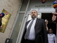 Štefan Harabin by mohol rozhodovať o väzbe obvinených.