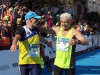 Mikuláš Dzurinda na Medzinárodnom maratóne mieru