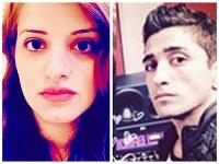 Tina Torabiová a jej manžel Mohamed