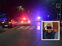 Nehoda v Nitre sa stala krátko pred jedenástou večer.