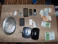 Levickí kriminalisti zadržali ženu, ktorá obchodovala s pervitínom.