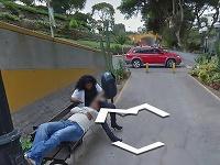 Nevernicu prezradil Google Street View