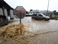 Francúzsko pod vodou