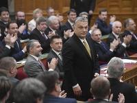 Maďarský parlament na čele s Viktorom Orbánom dnes neschválil kritickú správu Európskeho parlamentu.