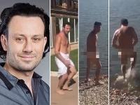 Robo Jakab prekvapil videom, ktoré zverejnil na sociálnej sieti Instagram. Je na ňom totiž úplne nahý.