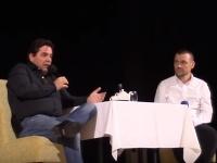 Marian Kočner v talkshow Petra Tótha v Leviciach.