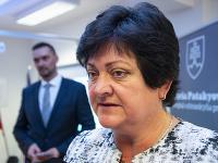 Verejná ochrankyňa práv Mária Patakyová