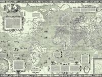 Mercatorova mapa z roku 1569