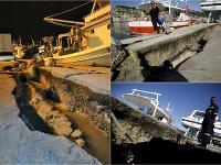 Zemetrasenie v Grécku