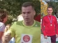 Miroslav Hlivák sa so svojou rodinou zúčastnil Vajnorského minimaratónu.