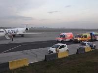 Lietadlo spoločnosti Austrian Airlines muselo núdzovo pristáť v Budapešti.