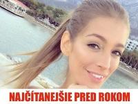 Slovenská moderátorka sa poriadne zohavila.