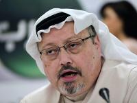 Zavraždený saudskoarabský novinár Džamál Chášukdží.