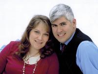 Charles Truman Wesco s manželkou.