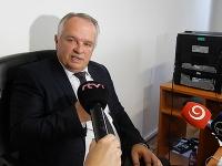 Sudca Okresného súdu Poprad Miroslav Radačovský, ktorý rozhodoval v kauze Kiskových pozemkov.