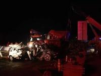 Nehoda v Číne