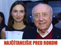 Milenka Felixa Slováčka pustila paparazzov pod sukňu.