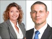 Mária Kisková a Richard Červienka sa uchádzajú o post starostu Bernolákova.