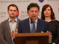 Igor Matovič, Ján Budaj a Veronika Remišová