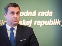 Predseda NR SR Andrej Danko.
