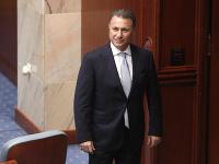 Macedónsku: Zadržali vládnych predstaviteľov, bývalý premiér utiekol