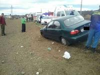 Auto vrazilo do skupiny ľudí.