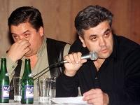Ku Kočnerovi a Ruskovi sa pridal ďalší obvinený. Má ísť o Kočnerovho dlhoročného spolupracovníka, Štefana Ágha (vpravo)