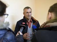 Člen prípravného výboru Juraj Hospodár