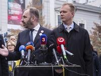 Ivan Štefunko a Miroslav Beblavý
