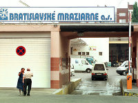 Bratislavské mraziarne