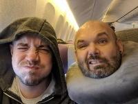 Jon (vpravo) a Craig