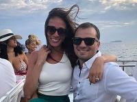 Ashley Reidová a Jeffrey Pascarella