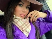 Labužníčka Silvia Kucherenko.