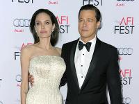 Angelina Jolie a Brad Pitt