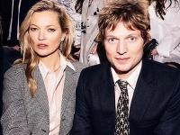 Kate Moss a Count Nikolai von Bismarck
