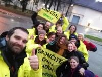 Aktivisti Greenpeace sú už na slobode.