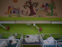 Novorodeniatka v kežmarskej nemocnici