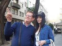 Ivan a Vanessa: Spoločné fotografie sa objavili aj na sociálnej sieti.