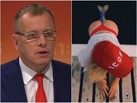 Boris Kollár má s dcérou Alexandrou jasné plány.