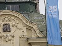 Budova Vodárenského múzea Bratislavskej vodárenskej spoločnosti.