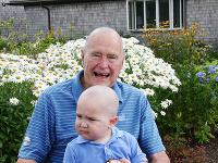 Zosnulý prezident George Bush starší.