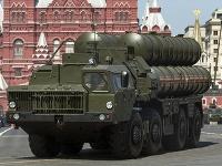 Ruský raketový  systém protivzdušnej obrany S-400.
