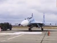 Rusko vyslalo na Krymský polostrov bojové stíhačky
