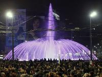 Protesty v Srbsku pokračujú už štvrtý týždeň.