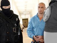 Pojednávanie s obžalovanými vo veci vraždy údajného mafiánskeho bossa Miroslava Sýkoru.