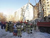 Výbuch plynu má už 33 obetí.